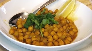 Chickpea Curry -- Lynn's Recipes