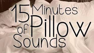 ASMR | 15 minuten Laken und Kissen geräusche zum Einschlafen | german audio only