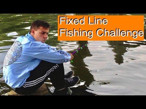 Big Mike's Fixed Line Fishing Challenge
