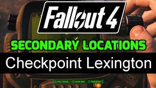 fo4 secondary locations 1 38 checkpoint lexington