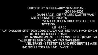 Habbo Taler Hack in nur 1:00 MINUTE! [German] Es funktioniert zu 100% (2013)