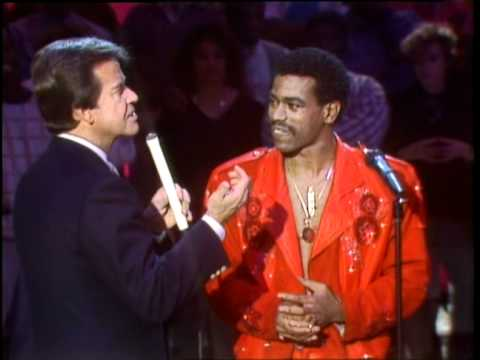 Dick Clark Interviews Kurtis Blow - American Bandstand 1985