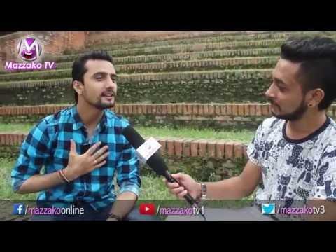 Mazzako Guff with Singer Krishna Kafle || गायक कृष्ण काफ्ले || Mazzako TV