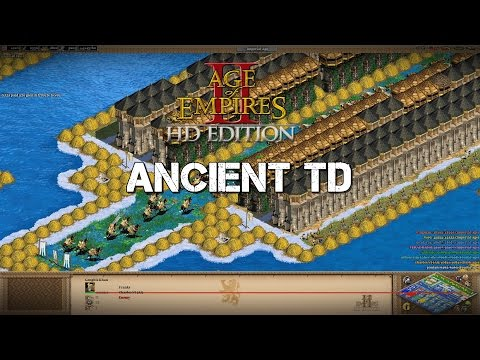 Ancient Tower Defense - Spanish | Age of Empires 2 HD Custom