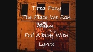 THE PLACE WE RAN FROM - FULL ALBUM WITH LYRICS