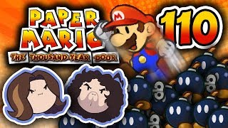 Paper Mario TTYD: Mario on the Moon - PART 110 - Game Grumps