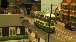 Festival of Model Tramways 2011 in London