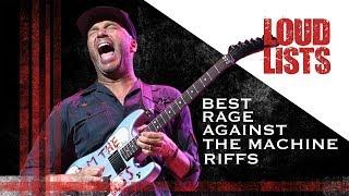 10 Greatest Rage Against The Machine Riffs