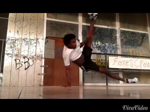 B boy cj from Libya power move2015