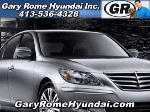 Gary Rome Hyundai Inc - Auto Leasing - Holyoke, MA 01040
