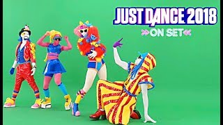 Just Dance 2018: Behind the Scenes | PART 2