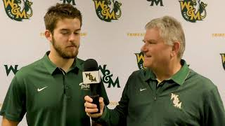 2018 W&M Football: Week 10 Press Conference - Jack Armstrong
