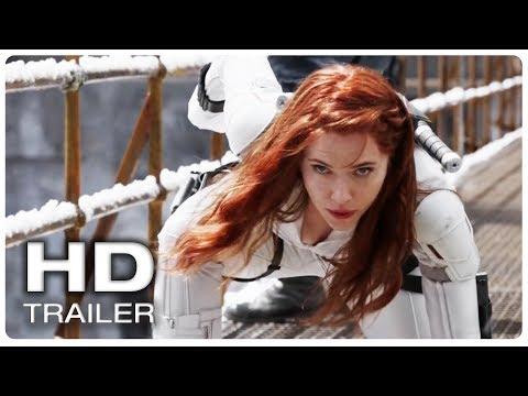 BLACK WIDOW Trailer #1 Official (NEW 2020) Scarlett Johansson Marvel Superhero Movie HD