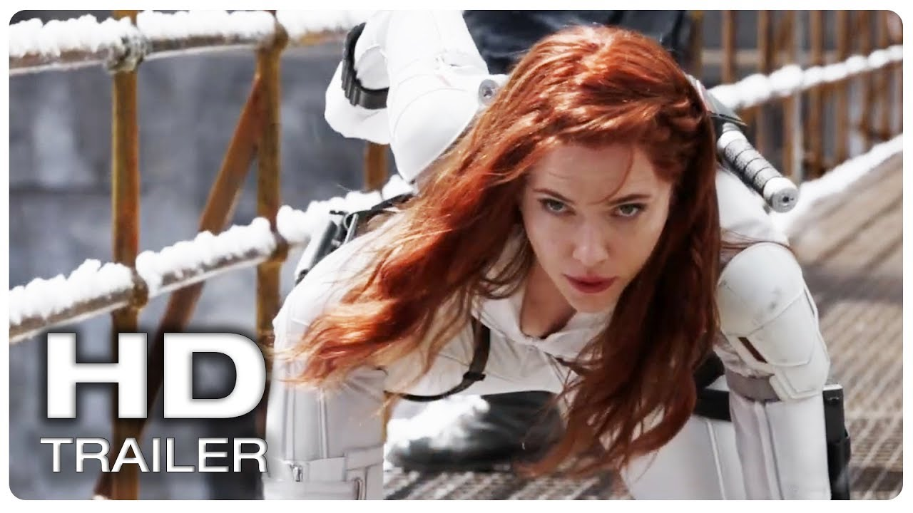 Black Widow Trailer 1 Official New 2020 Scarlett Johansson Marvel Superhero Movie Hd