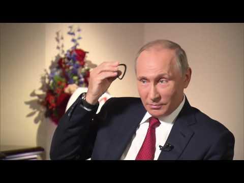 Владимир Путин полное интервью Bloomberg от 05.09.2016  (расширенная версия)