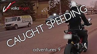 Caught Ya Speeding!   volksfragen adventures 9