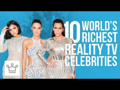 Top 10 Richest Reality TV Stars (With Salaries)