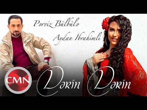 Perviz Bulbule ft Aydan Ibrahimli - Derin Derin (Yeni Klip 2021)
