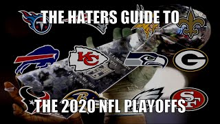 The Haters Guide to the 2020 NFL Playoffs