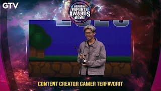 Download Content Creator Gamer Terfavorit  | INDONESIAN ESPORTS AWARDS 2020