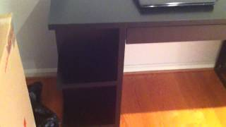 Ikea Micke Desk Assembly Service Video In Columbia Md By Furniture Assembly Experts Llc