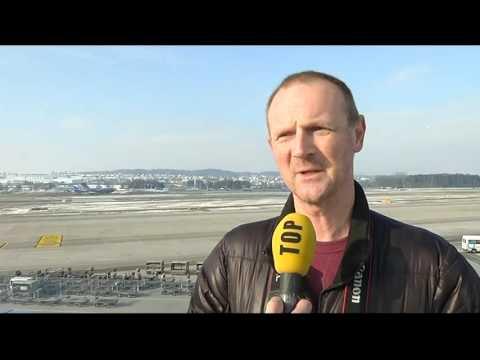 TELE TOP: Regierungsflugzeuge in Zürich beeindrucken die Plane-Spotter