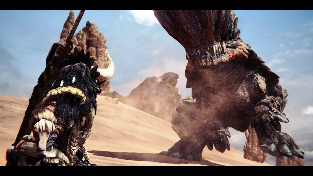 Monster Hunter World Amazing Graphics Mod | Monster Hunter World Vivid &  Cinematic ReShade W I P