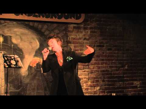 "Cathy Sorbo's ""Songs Of Filth"" @ Seattle's Comedy Underground .m4v"