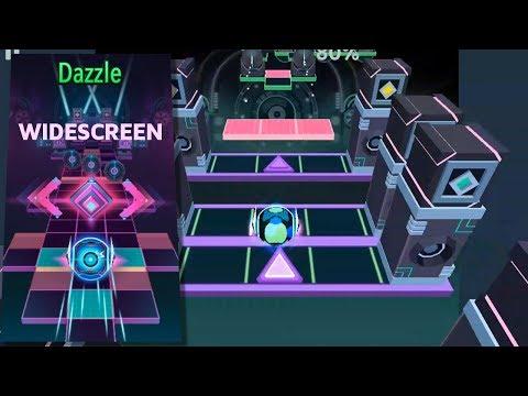 Rolling Sky Bonus 13 Dazzle - Widescreen