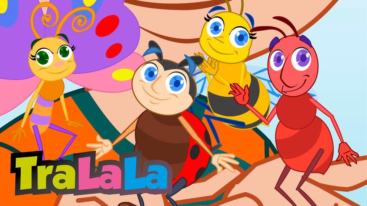 Gâzele - Cântece pentru copii | TraLaLa