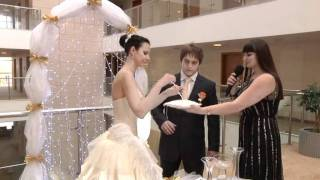 Свадебная церемония в отеле Holiday Inn