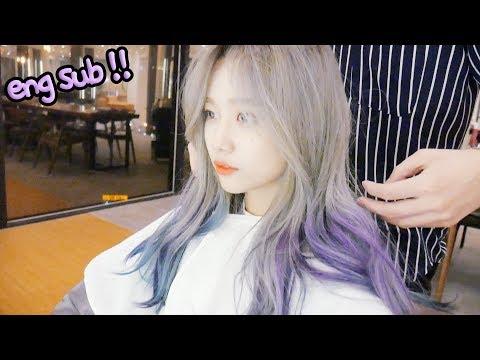 머리에 우주를 품은 혜서니 ..♥ [feat. 기우쌤]