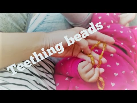 We Tried The Amber Teething Beads Do They Work