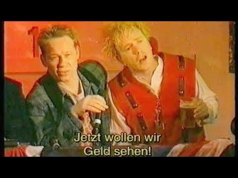 """Sex Pistols - """"Der kleine Rock'n'Roll Schwindel"""" (1997) Documentary Reunion Tour 1996"""