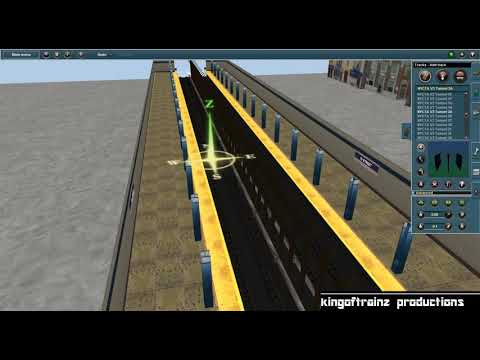 Trainz 12: Building the Battery Park Branch (Part 3)