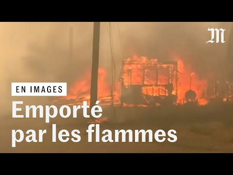 Canicule au Canada : un incendie efface un village de la carte