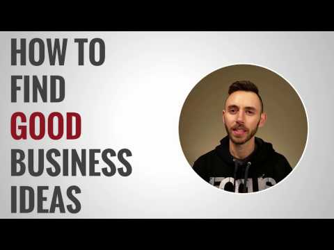 how-to-find-good-business-ideas