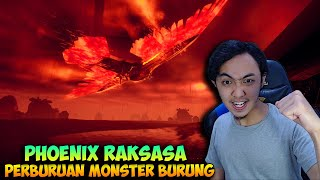 MUNCUL RAJA MONSTER BURUNG PHOENIX RAKSASA - WHAT LIVES BELOW INDONESIA