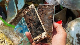 Restoration destroyed abandoned phone | Restore iPhone 5 | Rebuild broken phone