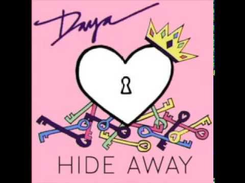 Daya's 'Hide Away' on iTunes!     www.theofficialdaya.com
