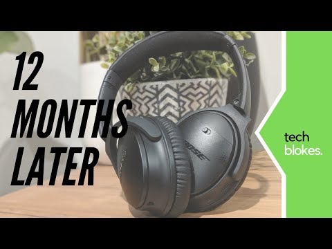 Bose QC35: Still Worth It In 2019? Full 12 Month Review 🎧