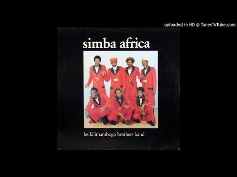 Les Kilimambogo Brothers Band🇰🇪 (Kenya): Simba Africa (1984) 💃🏿👂🏿😍🎉🎸🎤🎧