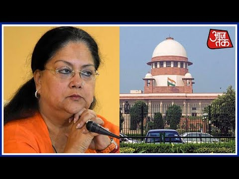 Breaking News   Vasundhara Raje Stands With Padmavat Protests; Will Submit Review Petition In SC