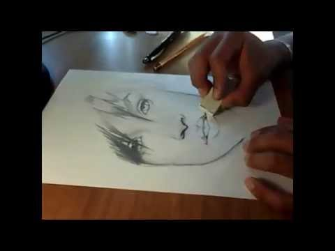 Drawing Rihanna