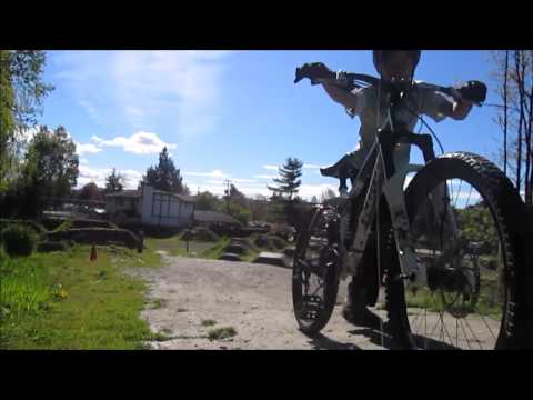 ANOTHER ONE:  THE BIKE PARK IN RICHMOND BC