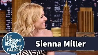 Sienna Miller and Jimmy Realize They