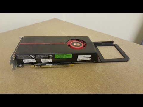 How to Fix a Dead ATI Radeon HD 5770 1GB Mac Pro, Dell etc.