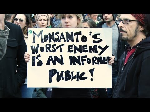 The March Against Monsanto - Short Doco