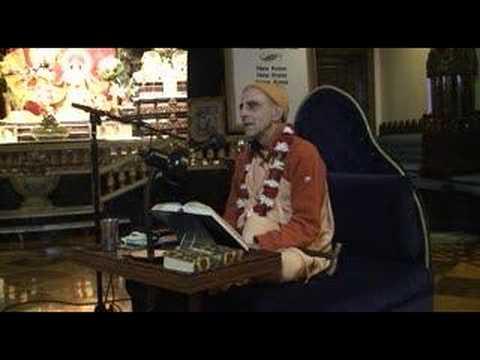 Hanumat Presaka Swami - Nrsimhadev & Advaita Acharya