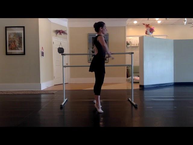 Miss Elizabeth Ballet I Wed 4:00 4/1